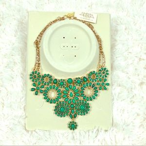 Amrita Singh Turquoise Stone Necklace
